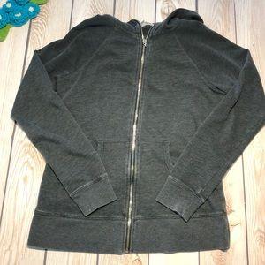 Victoria's Secret women's lightweight zip hoodie